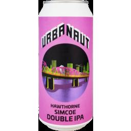 Photo of Urbanaut Hawthorne Double IPA 440ml