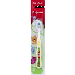 Photo of Colgate Smiles Toothbrush 0-2 Years