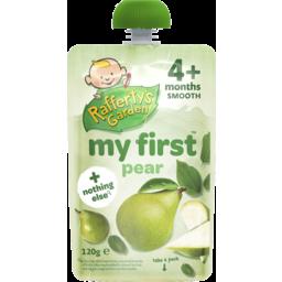 Photo of Rafferty's Garden My First Pear 4+ Months 120gm