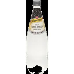Photo of Schweppes Diet Tonic Water 1.1lt