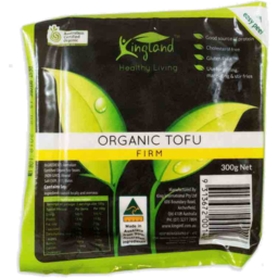 Photo of King Land Organic Tofu Firm 300gm