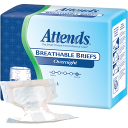 Photo of Attend Breathable Diapers Medium