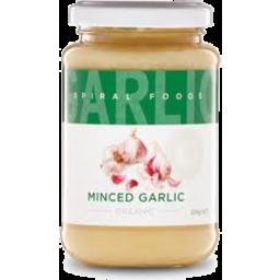 Photo of Spiral Foods Minced Garlic 210g