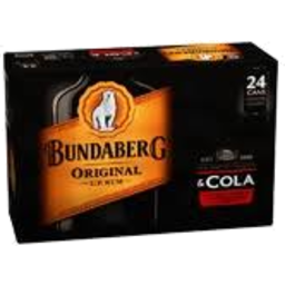 Photo of Bundaberg Up & Cola Can 375ml