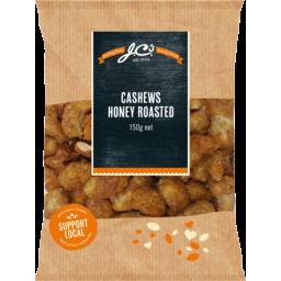 Photo of JC's Cashews Honey Roasted 150g