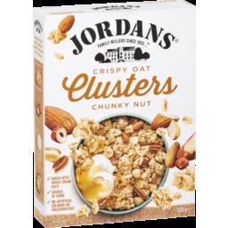 Photo of Jordans Crispy Oat Clusters Chunky Nut 500gm