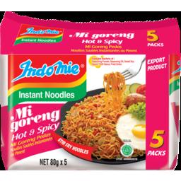 Photo of Indomie Instant Noodles Mi Goreng Hot & Spicy 5pk