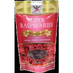 Photo of Super Raspberries 125gm
