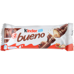 Photo of Kinder Bueno Hazelnut 43g Bueno