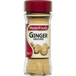 Photo of Masterfoods Ground Ginger 25g