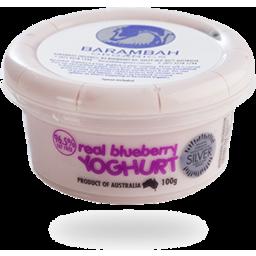 Photo of Barambah Yoghurt Blueberry 100g