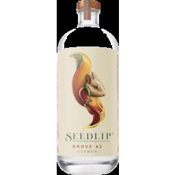 Photo of Seedlip Non-Alcoholic Distilled Spirit Grove 42ml