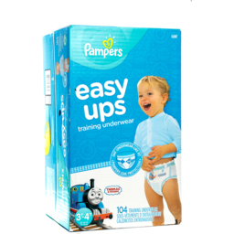 Photo of Pampers Easyup 3t-4t Giant Boys