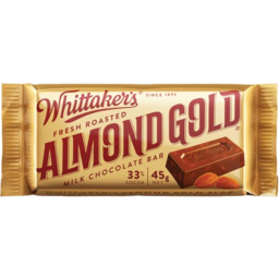 Photo of Whittaker's Almond Slab 45g