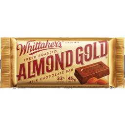 Photo of Whittaker's Almond Slab 45g