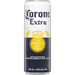 Photo of Corona Extra Sleek Can
