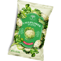 Photo of Temole Cauliflower Puffs Kale/Pepper 56g