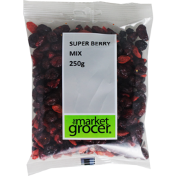 Photo of The Market Grocer Super Berry Mix 250gm