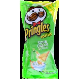 Photo of Pringles Minis Sour Cream Onion 5 Packs