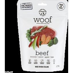 Photo of Woof Beef Dog Bites 50g