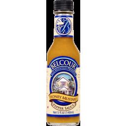 Photo of Belcour Honey Mustard Pepper Sauce