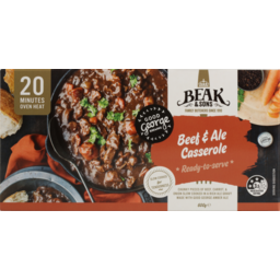 Photo of Beak & Sons Meal Beef & Ale Casserole 600g