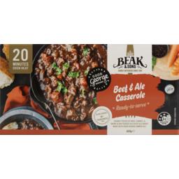 Photo of Beak & Sons Meal Beef & Ale Casserole 600g