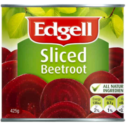 Photo of Edgell Beetroot Sliced 425g