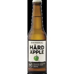 Photo of Rekorderlig Hard Apple Cider Bottles