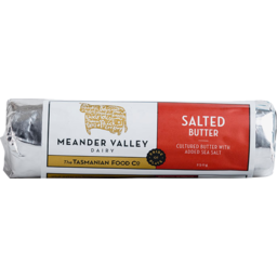 Photo of Meander Valley Butter Salted 250g