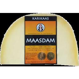 Photo of Karikaas Cheese Maasdam 125g