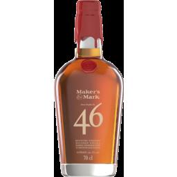 Photo of Makers Mark 46 Bourbon 47% 700ml