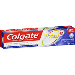 Photo of Colg T/Paste Total+Whtng 200gm