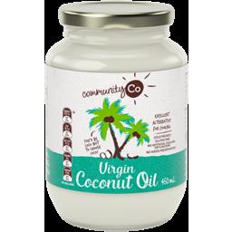 Photo of Community Co Oil Coconut Organic 1l