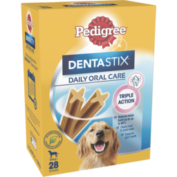 Photo of Pedigree Dentastix Large/Giant Breed 28pc 1080g