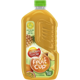 Photo of Golden Circle® Fruit Cup Cordial 2l