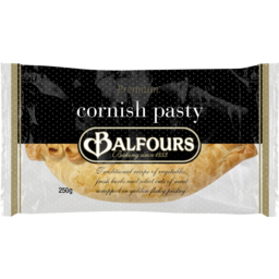 Photo of Balfours Premium Cornish Pasty 250g