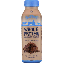 Photo of Rokeby Farms Whole Protein Dutch Chocolate