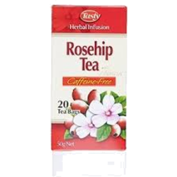 Photo of Tasty Rosehip Tea Bags 20s