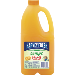 Photo of Harvey Fresh 25% Orange Tempt 2l
