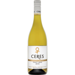 Photo of Ceres Pinot Gris 750ml