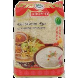 Photo of Aroy-D Thai Jasmine Rice 1kg