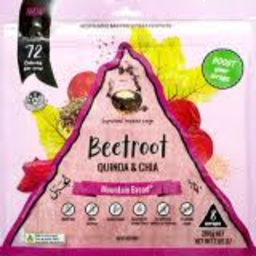 Photo of Mountain Bread Beetroot 200g