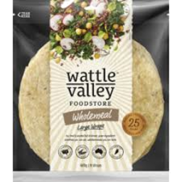 Photo of Wattle Valley Wrap Wholemeal Large 600gm