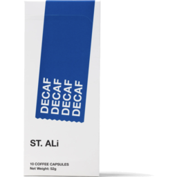 Photo of St Ali Decaf Pods 10pk