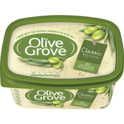 Photo of Olive Grove Classic Olive Oil Spread 500g