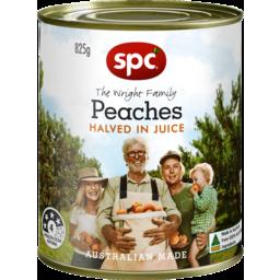 Photo of Spc Peaches Halved In Juice 825g