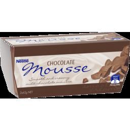 Photo of Nestle Chocolate Mousse 124g