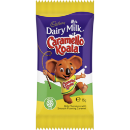 Photo of Cadbury Dairy Milk Caramello Koala 15g