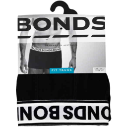 Photo of Bonds Men Fit Trunk Small 1 Pack